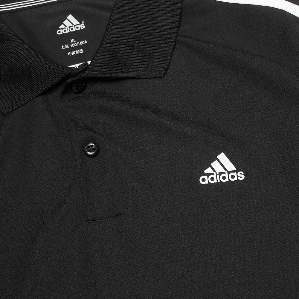 adidas阿迪达斯男子polo短袖t恤p46359